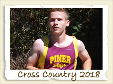 Cross Country - 2018