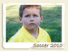 Soccer Page - 2010